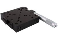 铝合金高精度型手动平移台:JC116TM50M