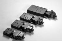 微型电动平移台JC261TA 系列(交叉滚柱导轨)